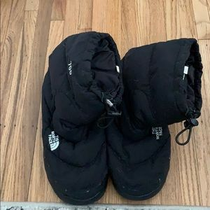 North Face Black Boots